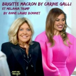 X2.-Portrait-Brigitte-Macron-By-Carine-Galli-Melania-Trump-By-Anne-Laure-Bonnet.jpg
